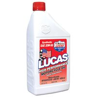 Lucas Oil Products - 10702 Synthetic High Performance Motorcycle Oil